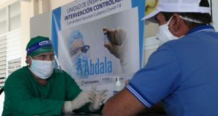 cuba, vacuna contra la covid-19, abdala, soberana 02, miguel diaz-canel, cigb