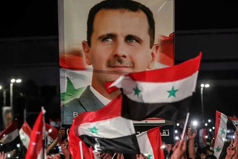 cuba, siria, elecciones presidenciales, bashar al assad, miguel diaz-canel