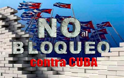 Las afectaciones por el bloqueo a Cuba se contabilizan en el último año en cinco mil 500 millones de dólares.
