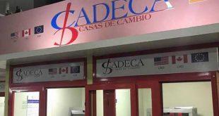 cuba, cadeca, mlc, monedas libremente convertibles, economia cubana, casas de cambio