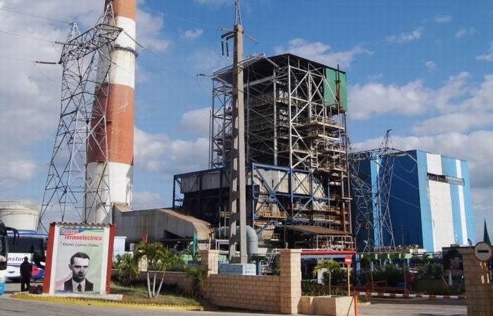 Los trabajos de mantenimiento en la CTE Antonio Guiteras están planificados para 96 horas.