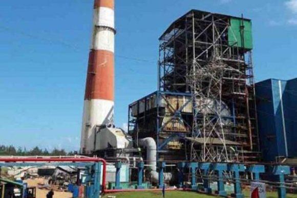 Una unidad de la termoeléctrica de Santa Cruz del Norte figuró entre las que restableció el servicio. (Foto: Twitter/@EnergiaMinasCub)