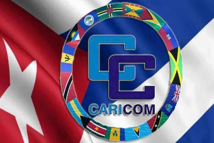 Caricom apoya la terminación de ese cerco 'de larga data' y acordó continuar abogando en este sentido.