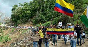 colombia, manifestaciones, protestas, ivan duque, violencia