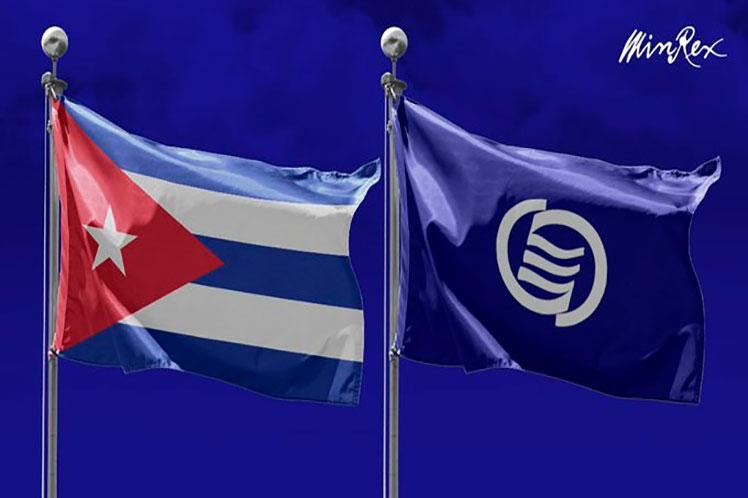 Ambas partes revisaron los retos del grupo regional y las áreas de cooperación.
