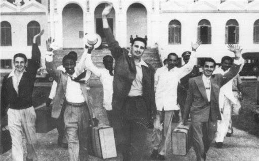 Nuestra libertad no será de fiesta o descanso, sino de lucha y deber, sostuvo Fidel luego de salida del Presidio Modelo.