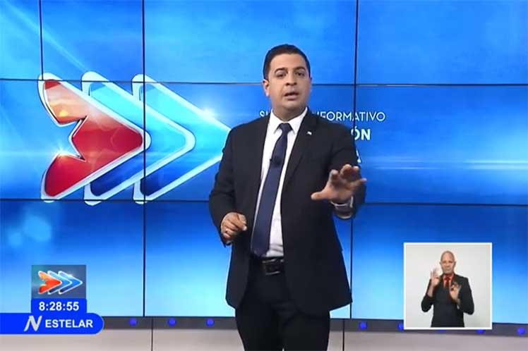 La televisión cubana mostró los vínculos entre Cadal y miembros de grupos que fomentan provocaciones contra el orden social en la isla. (Foto: PL)