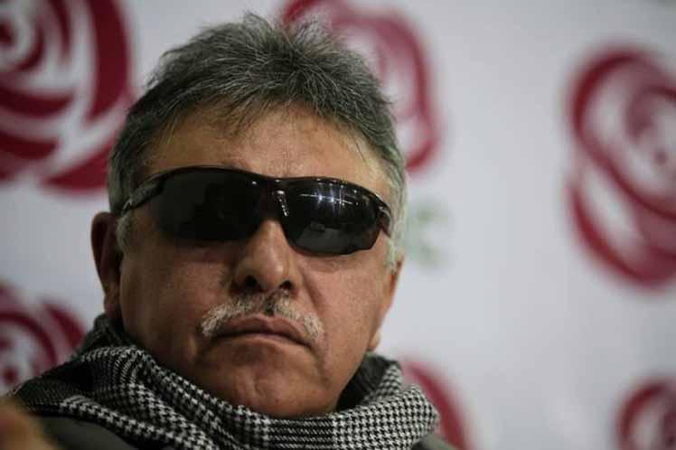 Jesús Santrich fue uno de los negociadores del Acuerdo de Paz de las extintas FARC-EP en La Habana. (Foto: PL)