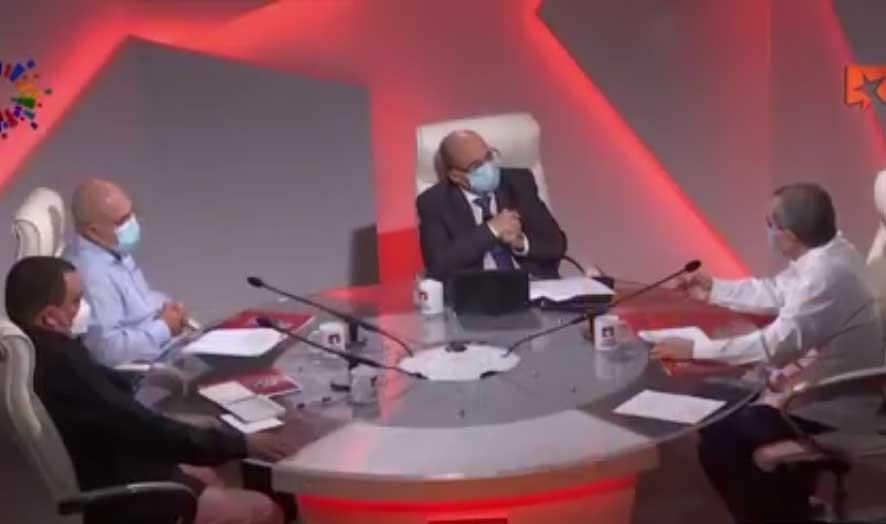 En el espacio televisivo Mesa Redonda, se hizo referencia al papel del Partido para estimular el desarrollo económico y social del país. (Foto: Captada de la TV Cubana)