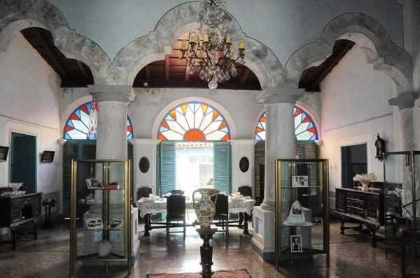 Las piezas del Museo Provincial General, de Sancti Spíritus se protegen en 13 colecciones. (Foto: Tomada del perfil de Facebook de la institución)