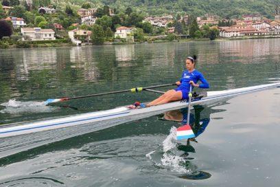 Más allá del lugar, lo importante para Venegas era elevar su nivel competitivo de cara a los Juegos Olímpicos de Tokio. (Foto: Cortesía de la entrevistada)