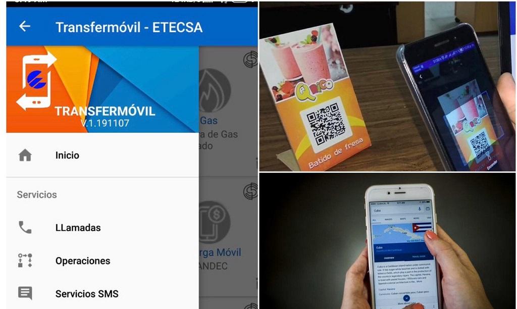 El proceso se apoya en el empleo de plataformas como EnZona y Transfermóvil.