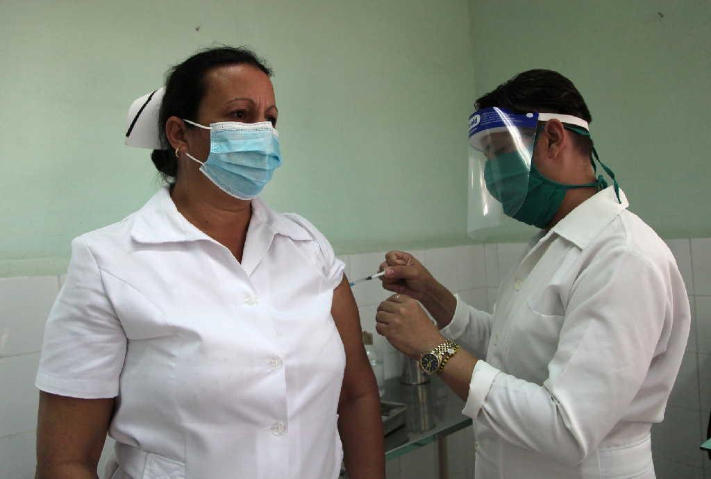 sancti spiritus, vacuna contra la covid-19, abdala, salud publica, covid-19, coronavirus