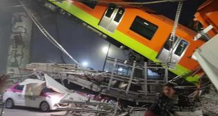 mexico, accidente, accidente ferroviario, metro