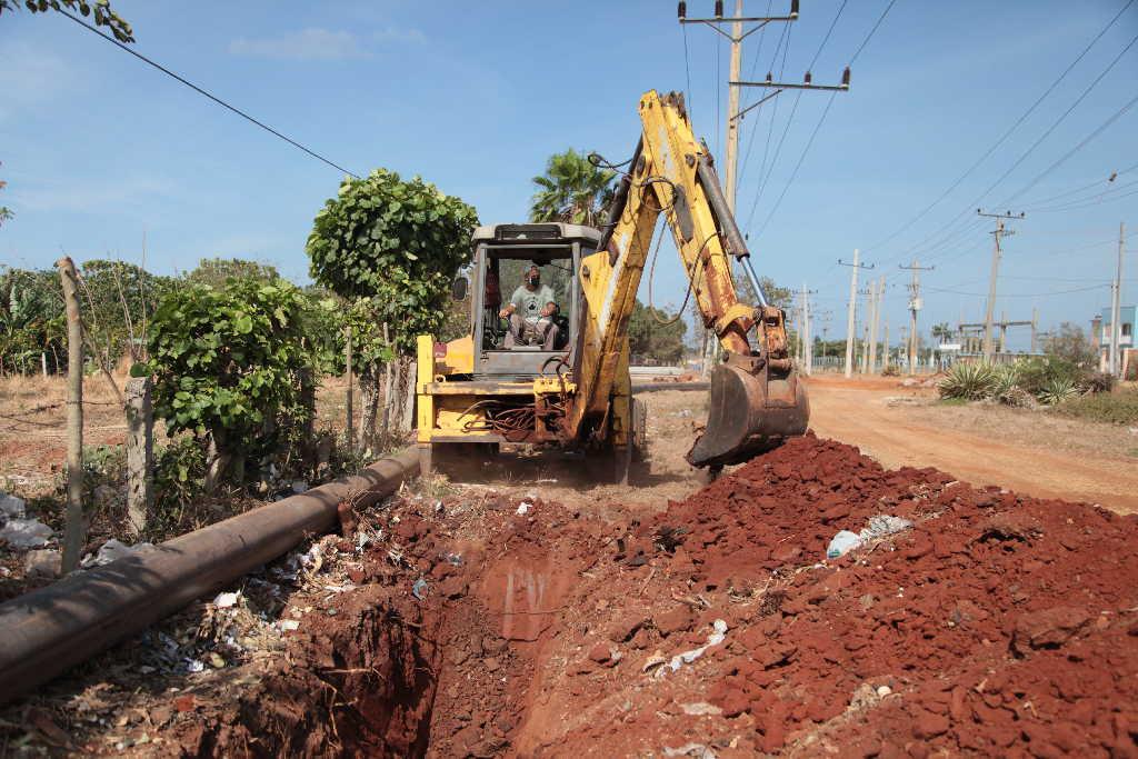 trinidad, abasto de agua, acueducto, agua potable, conductora san juan de letran, recursos hidraulicos