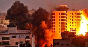 palestina, israel, bombardeo, franja de gaza, estados unidos, miguel diaz-canel