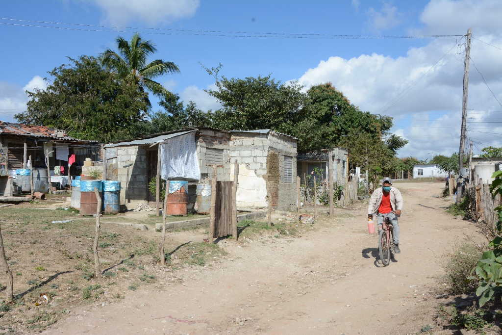 En algunos de estos sitios se contemplan proyectos de reurbanización.