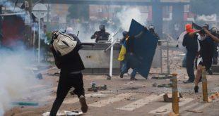 colombia, manifestaciones, muertes, protestas, ivan duque