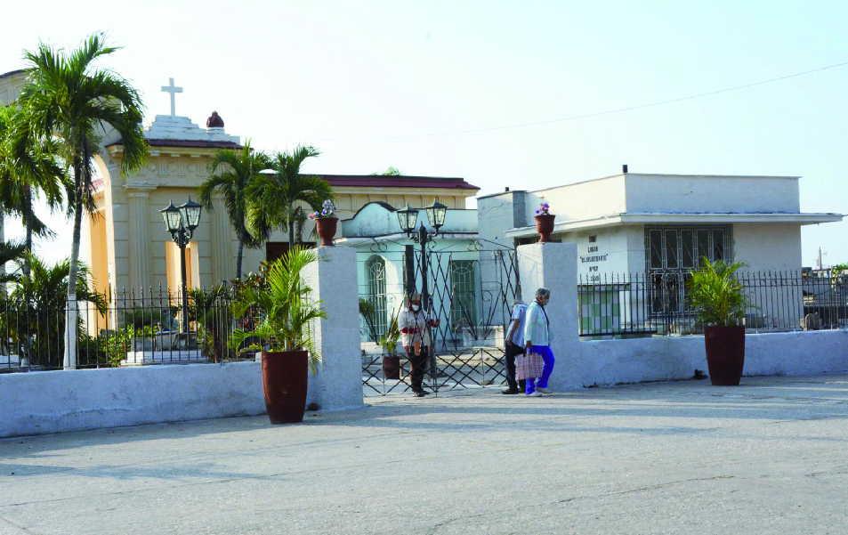 sancti spiritus, cementerio, servicios comunales