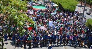 colombia, manifestacion, protestas, violencia, ivan duque