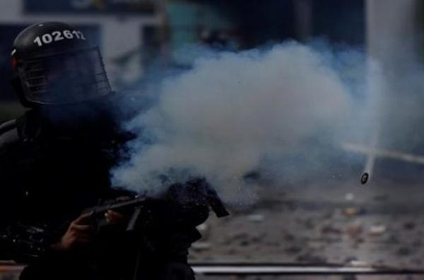 colombia, protestas, manifestaciones, violencia, ivan duque, policia