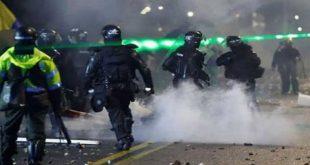 colombia, manifestaciones, protestas, violencia, ivan duque