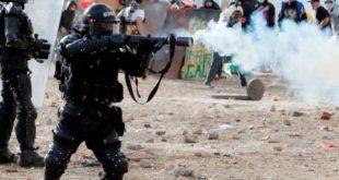 colombia, represion, protestas, manifestacion, violencia