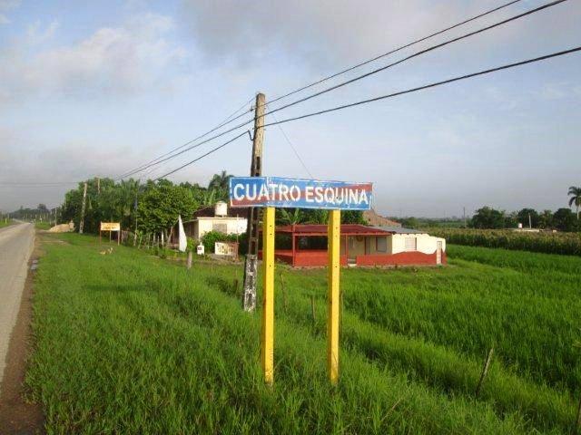 Cuatro Esquinas resulta una comunidad rural del municipio de Cabaiguán. (Foto: La Voz de Cabaiguán)