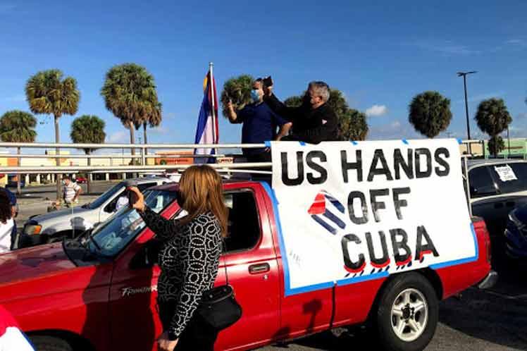 cuba, estados unidos, solidaridad con cuba, bloqueo de eeuu a cuba
