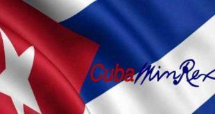 cuba, minrex, diplomaticos cubanos, relaciones diplomaticas, colombia
