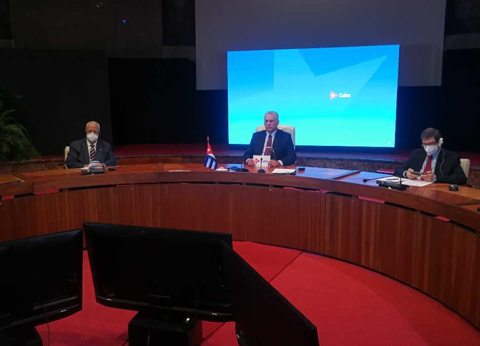 cuba, consejo supremo economico euroasiatico, comunidad euroasiatica, miguel diaz-canel, presidente de la republica de cuba, economia cubana