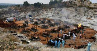 india, muertos, pandemia mundial, covid-19, coronavirus