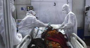 india, hongo negro, covid-19, coronavirus, muertes