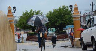 sancti spiritus, lluvias, centro meteorologico provincial, recursos hidraulicos, presa zaza