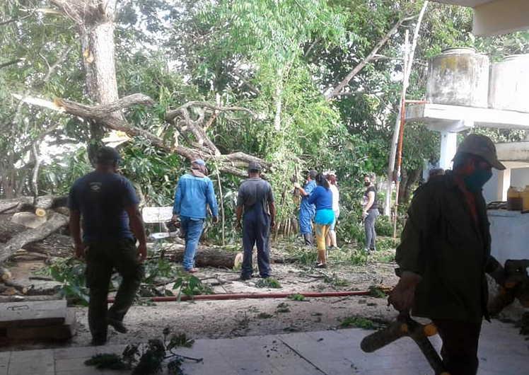 El Ejercicio busca fortalecer las capacidades para el enfrentamiento a desastres de origen natural, tecnológico y sanitario.