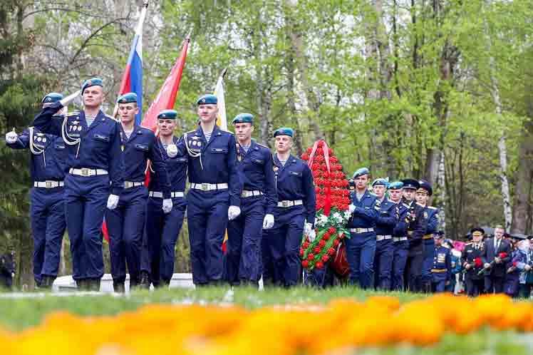 El pueblo ruso es el heredero del heroísmo y de la victoria sobre el nazismo alemán en la Gran Guerra Patria. (Foto: TASS)