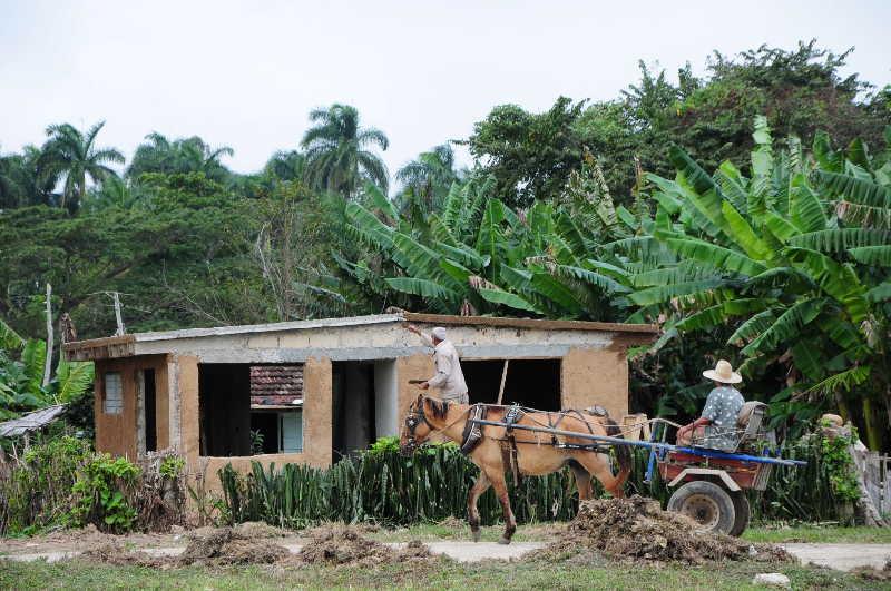 cuba, construccion de viviendas, subsidios, economia cubana