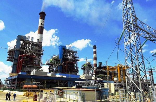 cuba, union electrica, termoelectrica, electricidad, consumo electrico, ministerio de energia y minas