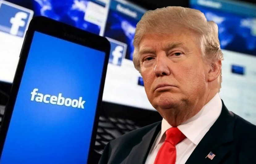 estados unidos, donald trump, facebook, twitter