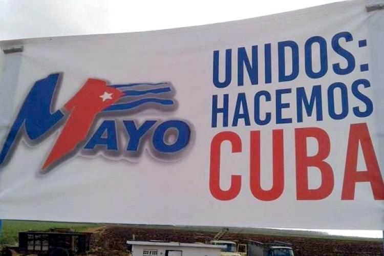 En este Día del Proletariado Mundial se ratificará el compromiso del pueblo cubano de llevar adelante nuestro proyecto martiano, socialista y fidelista.