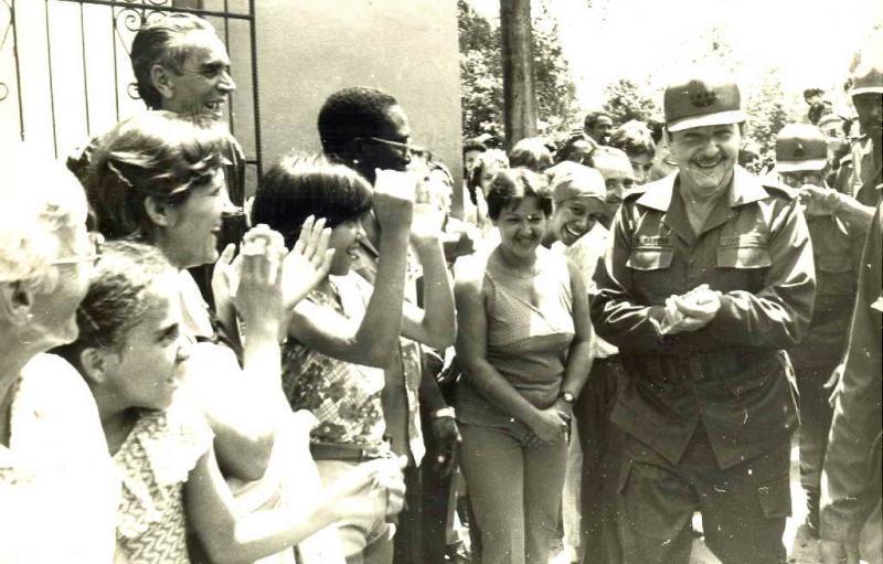 sancti spiritus, cuba, raul castro, revolucion cubana