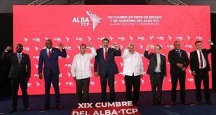 venezuela, alba-tcp, cumbre del alba-tcp