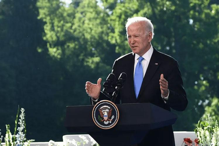 'El tono de todo el encuentro, en un total de cuatro horas, fue bueno', aseguró el jefe de la Casa Blanca. (Foto: PL)