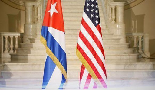 El actual Gobierno de Estados Unidos mantiene sin definir su política hacia Cuba. Foto: PL.