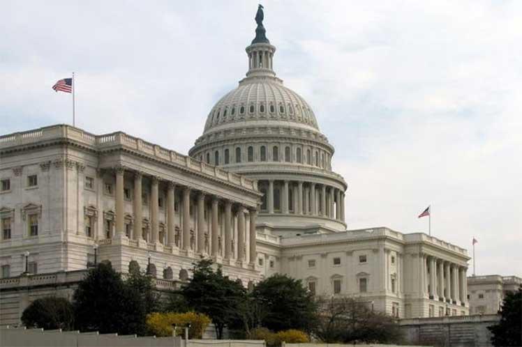 El mandatario Joe Biden apuntó que la lucha en el Senado está lejos de terminar. (Foto: PL)