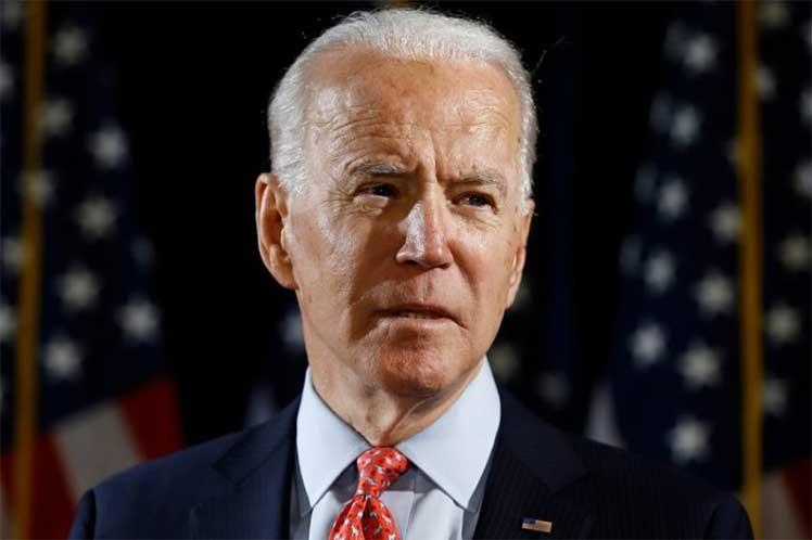 Esa medida estaba en pausa desde el 20 de enero pasado, cuando Biden asumió la presidencia. (Foto: PL)