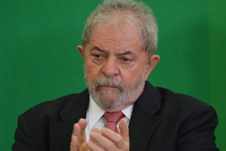 Las confidencias de directivos de Odebrecht que aluden a Lula no resultan válidas. (Foto: PL)