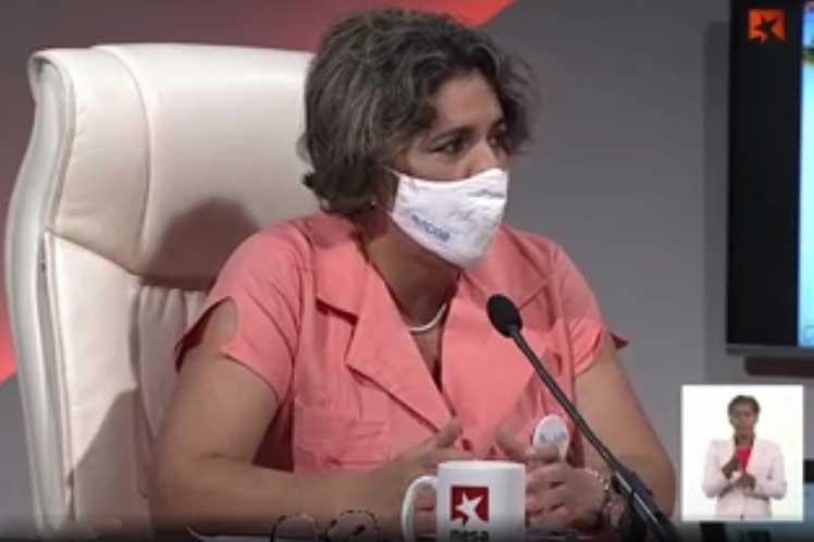 Estamos esperando el permiso de la autoridad reguladora nacional para comenzar con el ensayo clínico Ismaelillo, explicó la doctora Miladys Limonta. (Foto: PL)