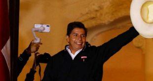 peru, elecciones presidenciales, pedro castillo