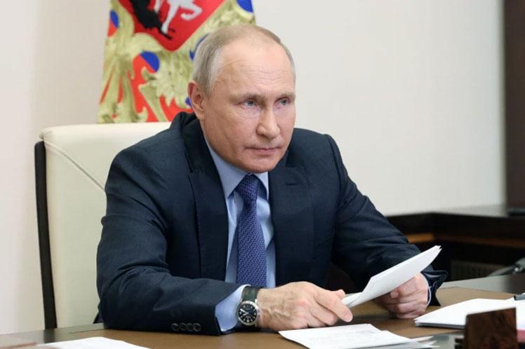 Putin manifestó que Estados Unidos desplegó sistemas de defensa antimisiles en Polonia y Rumanía, mientras Rusia no lo hace. (Foto: PL)